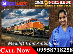 Get Trustable Medilift Ambulance Facilities in Chennai with Medical Team