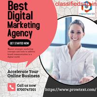 Digital Marketing Company in Noida   Prowtext