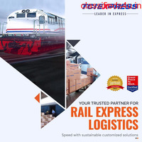 Best Railway Cargo Services in India | TCIEXPRESS