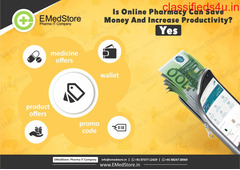 Can Online Pharmacy Save Money & Increase Productivity?