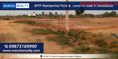 Bptp Residential Plots & Land for Sale in Faridabad