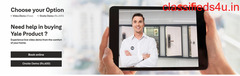 Book an Appointment for Video Demo with Yale Online India