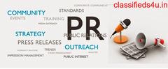 Best PR agency in Delhi - Maverick India