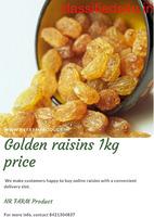 Golden raisins 1kg price online in India
