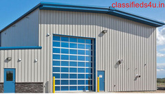 India's Best Industrial Shed Manufacturers