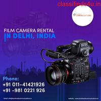 Film Camera Rental In Delhi