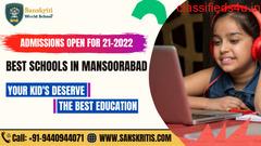 Best Schools in Mansoorabad, Nagole