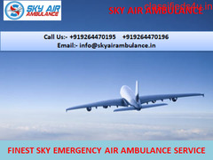 Hire the Best Level Air Ambulance Service in Kharagpur