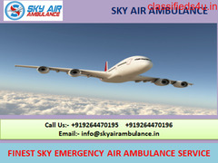 Finest & Low-Cost Air Ambulance Service in Nagpur