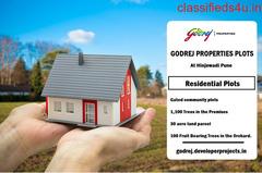 Godrej Properties Plots - An Oasis Of Happiness - At Hinjewadi, Pune