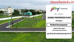 Godrej Plots | A Fulfillment Of Your Desires | At Gurgaon