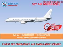 Topmost ICU Setup Air Ambulance Service in Kochi