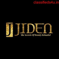 Lab crafted Skincare products which are paraben free, silicon free from JIDEN INC