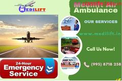 A Satisfactory Medevac Alternative- Medilift Air Ambulance Service in Delhi