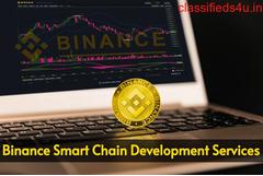 Binance Smart Chain Development Service helps companies raise income quickly
