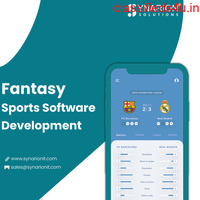 Develop Sports-Based Fantasy Software By Synarion IT