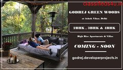 Godrej Green Woods - Where There is Always More Room For Happiness