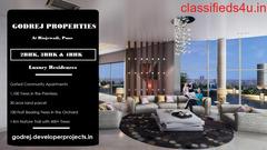 Godrej Properties Hinjewadi - An Ideal Balance Of Space And Comfort Apartments - At Pune