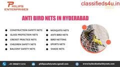 Anti Bird Nets in Hyderabad