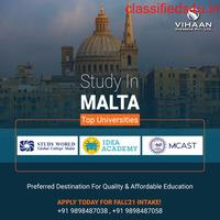 Study in Malta | Consultant For Malta Study in Gandhinagar