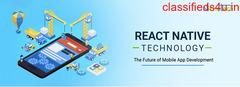 React Native app development services  - Nichetech