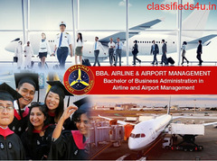 UGC RECOGINIZED BBA. AIRLINE & AIRPORT MANAGEMENT!