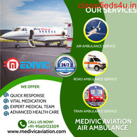 Take Excellent Shifting Service by Medivic Air Ambulance from Bangalore