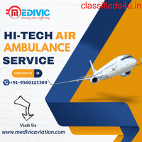 Instant Transfer Solution by Medivic Air Ambulance from Chennai