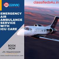 Obtain World-Class Charter Air Ambulance Service in Guwahati