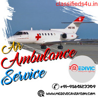 Get Matchless Air Ambulance Service in Mumbai with ICU Care