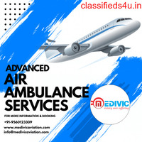 Save Your Loved One Life by Medivic Air Ambulance in Silchar