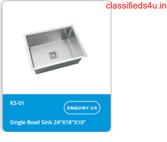 Top 5 Kitchen Sink Manufacturers in India