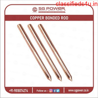 Look at Our Copper Bonded Earth Rod