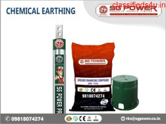 Chemical Earthing Electrode Manufacturer in India