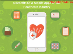 4 benefits of a mobile app for the Healthcare Industry