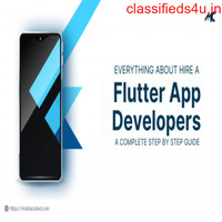 Hire dedicated Flutter app developers | Mobilecoderz Technologies